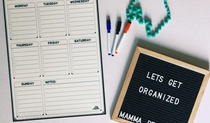The Perfect Planner to Keep Your Family Organized