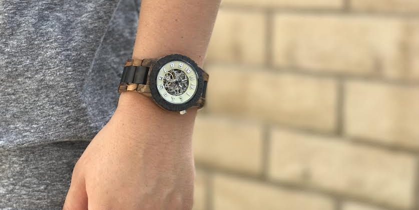 JORD Wood Watch- giveaway & review