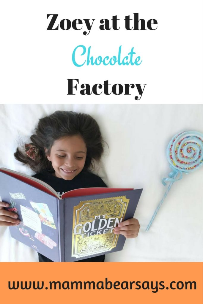 Who doesn't love Willy Wonk and the Chocolate Factory?Wonderbly makes your dreams come true by creating your own personalized story at the chocolate factory