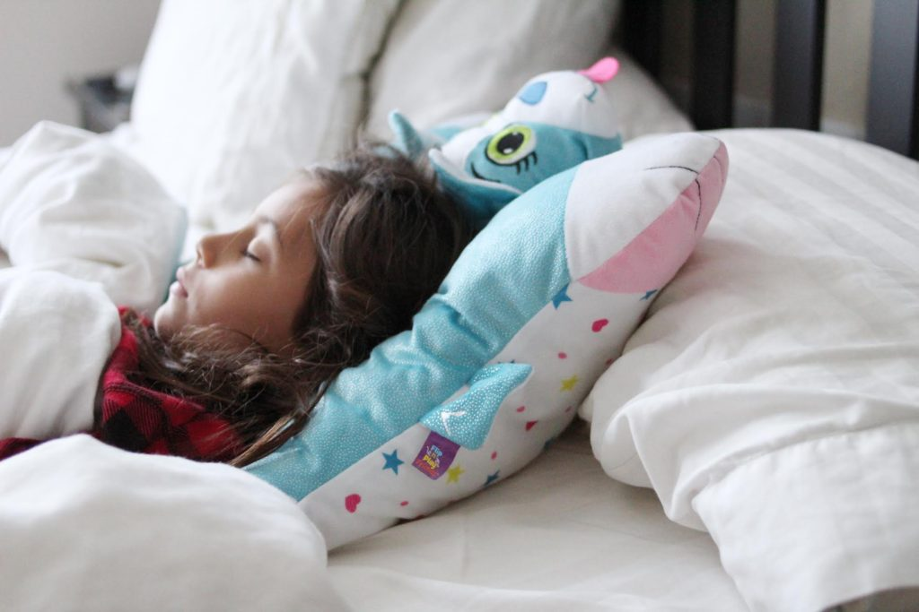 Our new Flip N Play Friends stuffed animal & pillow has brought great joy, comfort, and love into our home. Read all about how it's changed how Zoey sleeps. It is the perfect Christmas gift