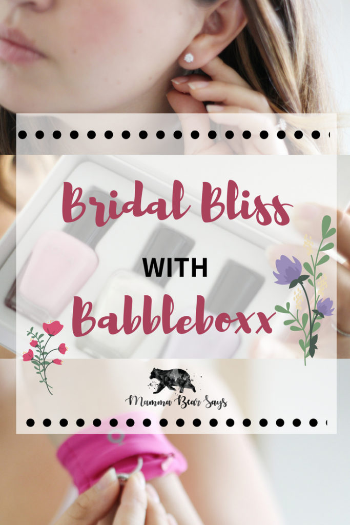 #ad Babbleboxx has done it! With its Bridal Bliss Babbleboxx I received some amazing must have products for the modern day bride! Check them out here.