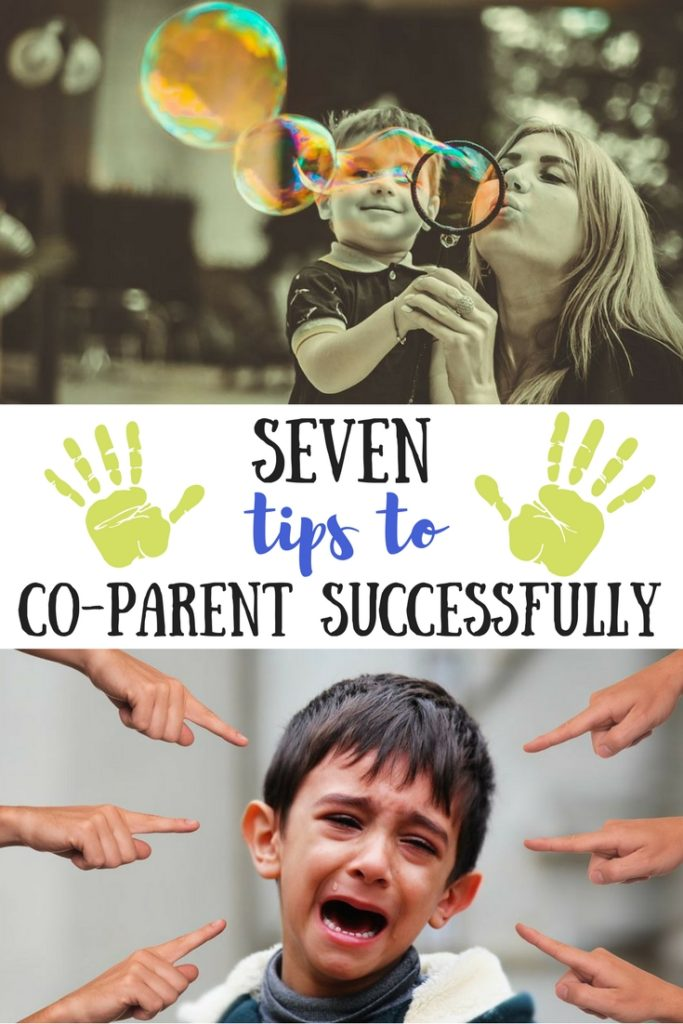 Being a co-parent comes with it's own amount of stress. Co-parenting is a difficult journey and finding the right ways to communicate is key. Check these 7 tips to help you co-parent successfully #co-parenting #coparenting #parenting #divorce #divorcedparents #childrenofdivorce #singleparent #singmom #singledad #singlemother #singlefather #parenting #parenthood