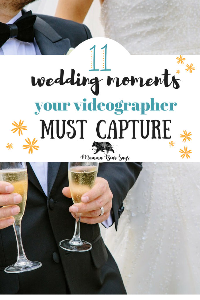A wedding videographer will capture the best moments of your day. This list of 11 must capture moments will help make sure nothing gets missed! wedding, wedding planning, wedding video, wedding movie, wedding memories, wedding videographer, videographer, socal wedding, vineyard wedding, lorimar wedding, wedding time, wedding fun, wedding party, wedding reception, wedding vows, wedding ceremony, bride, bride to be, down the aisle, groom, bridesmaids, groomsmen, grooms, i do, get married, marriage