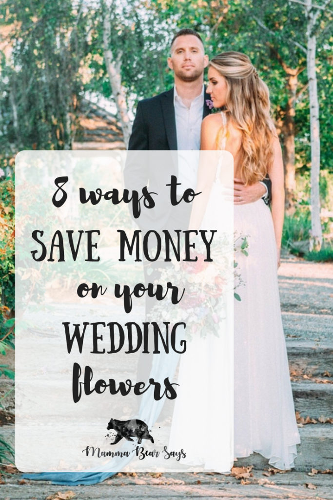 Find the balance between your vision and your budget. With these 8 ways to save money on your wedding flowers you can achieve both! wedding flowers, wedding planning, wedding, wedding floral, flowers, florist, wedding florist, centerpieces, wedding centerpieces, bride bouquet, bouquet, ceremony flowers, reception flowers