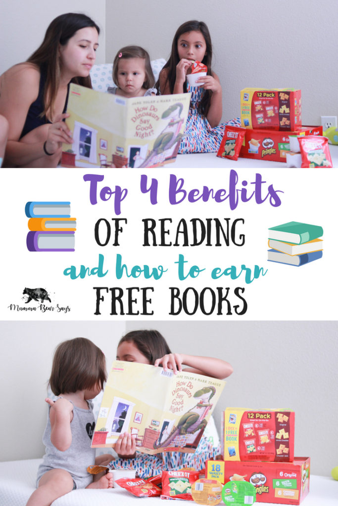 #ad The benefits of reading range from physical to mental positivity. To help encourage this love for reading Kellogg & Scholastic have a great offer! Read more. reading, read, reading time, knowledge is power, learn, learning, development, child development, importance of reading, read more, read books, library, books, book time, free books, special offers