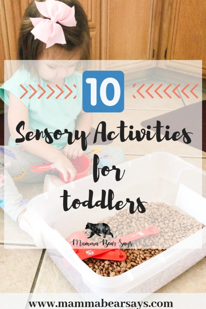 Sensory play is a great way to help mature your child's sensory system. Help develop your child's sensory system with these 10 activities. sensory play, sensory activities, sensory system, motor development, toddler development, language development, sensory processing, sensory processing disorder, occupational therapy, special education, special needs, child development, brain development, toddler activities, easy activities, toddler play, occupational needs, OT, speech disorder, speech and language impairment
