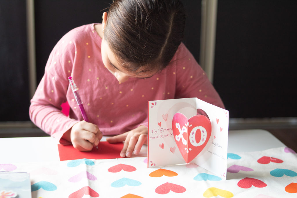 #AD Valentine's Day is around the corner. It is not just the time for spouses it's time for our kids to show their loved ones love! These 5 people made our list #valentinesday #WithLoveFromHallmark #valentinesdaygifts #valentinesdaycard #valentinesdaycards #mammabearsays #valentinesgiftideas #love #showlove #kidsactivities