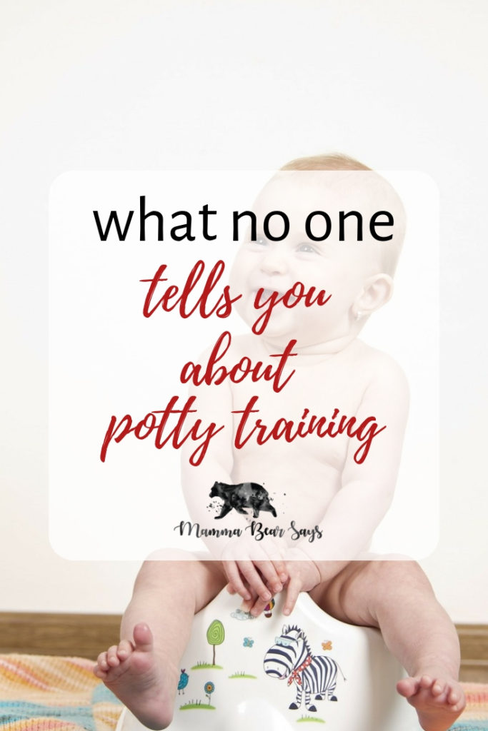 Potty training is difficult but not many people like to share that. You can find the how to tips everywhere but I am here to share what no one talks about. #pottytraining #pottytrainingtips #toddlerpottytraining #toddlerhood #mammabearsays #parenting #parentingtips