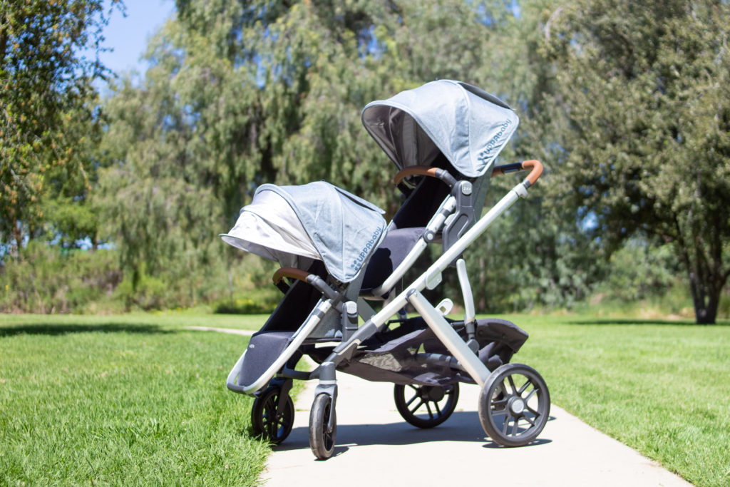 Baby Registries for twins are full of single and double of items. Find out what baby gear is a must for twins #twinpregnancy #twins #twinbabies #twinboys #pregnancy #pregnant #babies #babygear #forbabies #babystroller #babybassinet