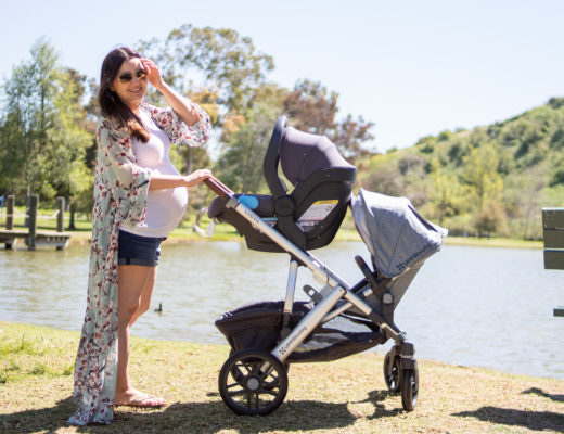 Double stroller is a must have with twins or a baby and young child. As a mom of soon to be 3 & 4 these are my 7 must have features of a double stroller #doublestroller #UPPAbabyVISTA #UPPAbaby #stroller #babygear #twins #twinpregnancy #twin #twins #preggo #pregnancy #babyshower #babyregistry #twinmom