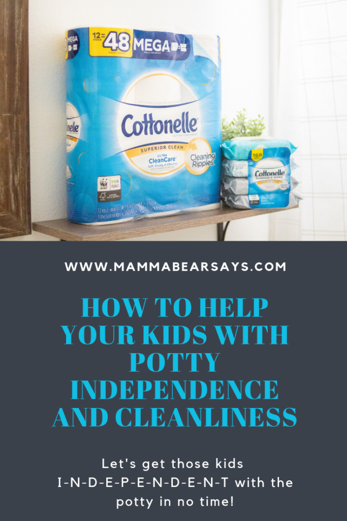 It's time to get these kids independent with the potty! With the help od Cottonelle and their wet + dry combo it is now so easy to do so! #CottonelleCleanRoutine #DownThereCare #Cottonelle #parenting #parenthood #kids #pottytraining #independenceinkids #parentinghacks #parentingtips #parents #beingaparent #toilettraining #wipes #shop