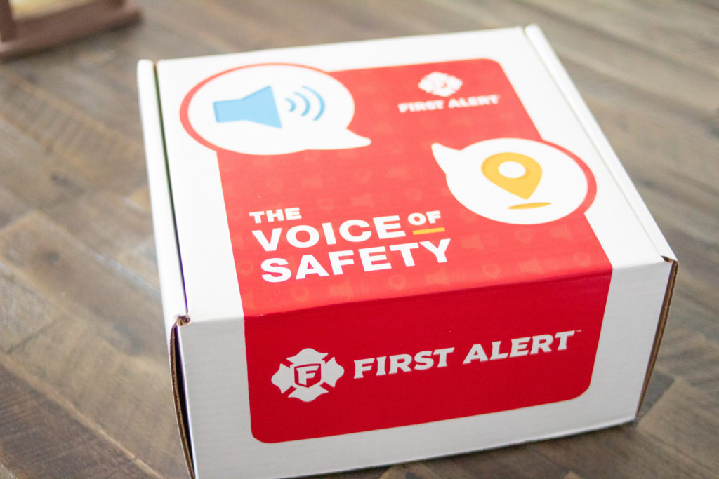 #AD The First Alert 10-Year Sealed Battery Alarms with Voice Location Technology is a life saver! Check out these tips to keep your family safe! #safety #family #momlife #mom #voiceandlocation