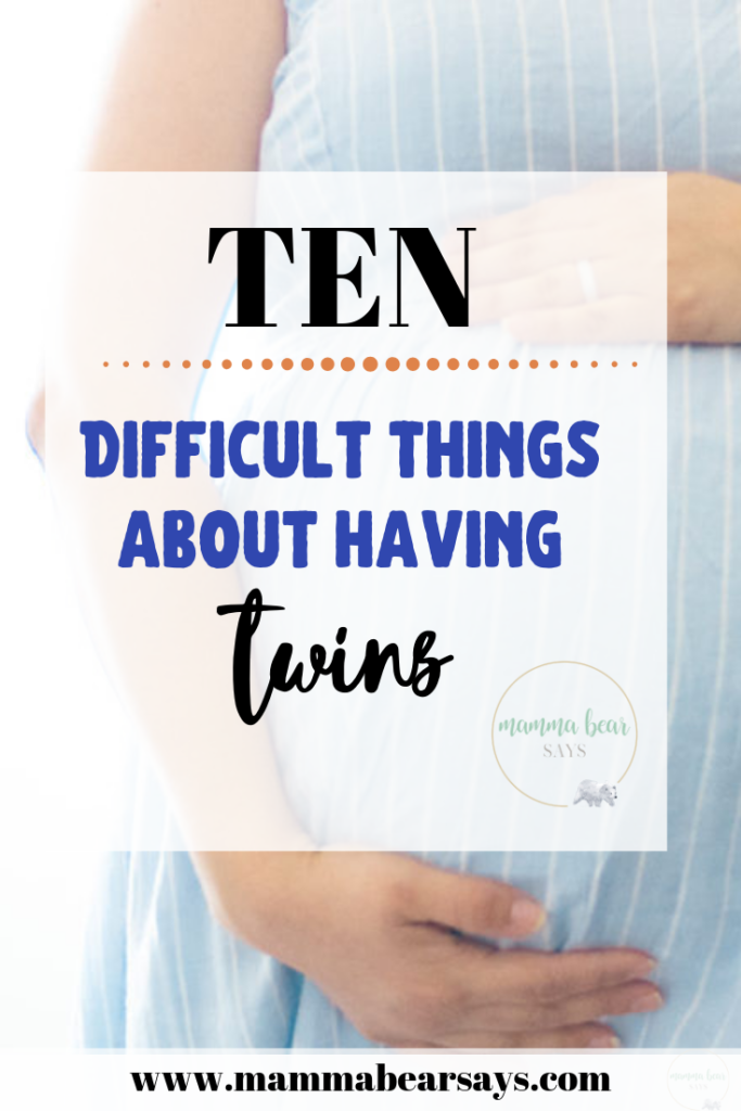 I quickly learned there was so much about twins no one tells you. Specially the difficulties! Here are 10 difficulties to look out for! #twins #twinmom #twinning #twinparents #twinpregnancy #pregnancy #pregnancies #twinbabies #twinboys #twingirls #twinbabes #twinkids #twins #twin #babies #mom #momlife #pregnancy #laboranddelivery