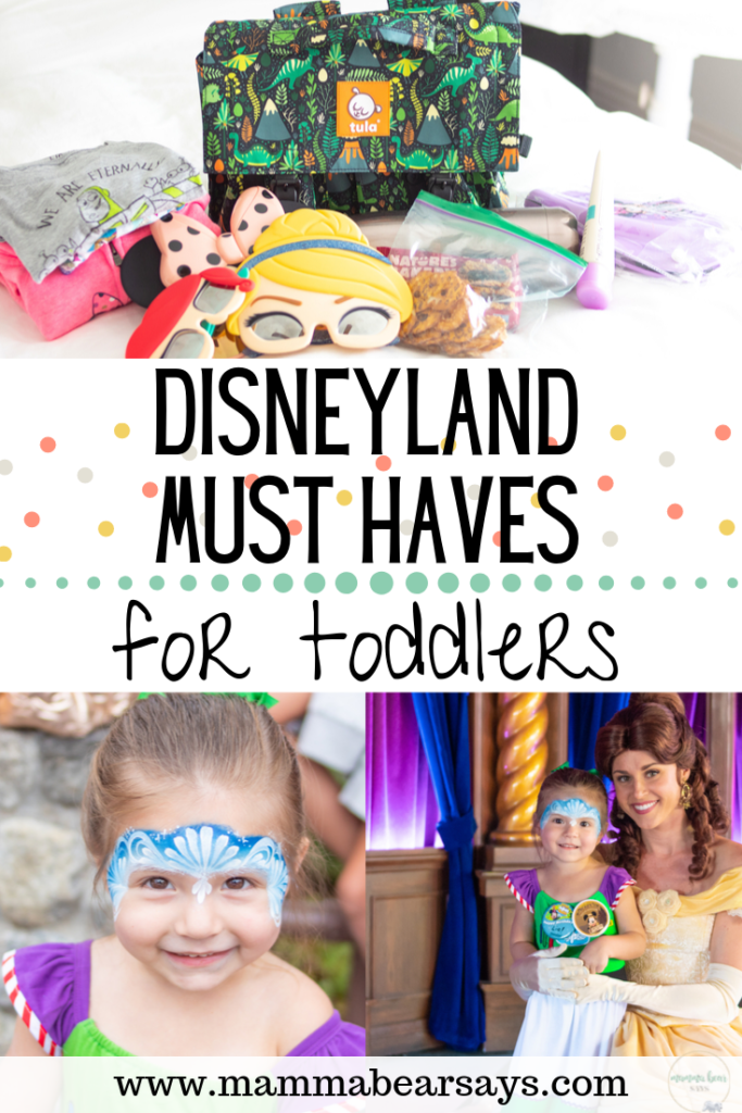 As Disneyland Annual Passholders we have mastered what we need and do not need on our trips to the parks. Check out our must haves! #disneyland #disney #disneyparks #disneyparksblog #disneypass #annualpassholders #toddlers #disneyfamily #disneylove #disneydays #disneytips #ilovedisney #disneysmc