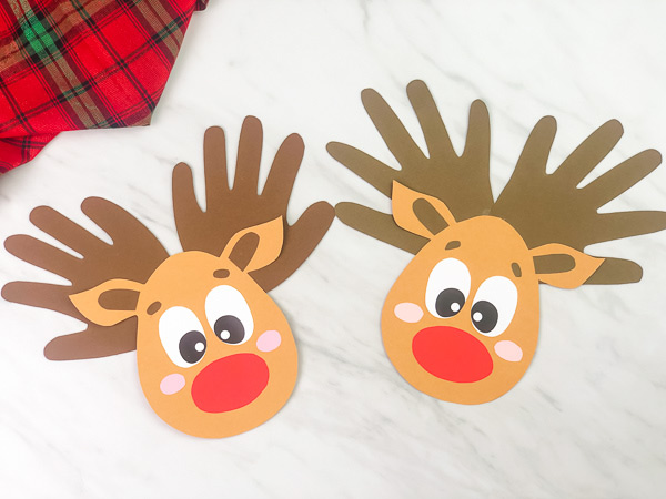 It's time for Christmas crafts with your kiddos. These 15 easy and super cute crafts are bound to bring some joy and holiday spirit into your lives! #christmas #christmastime #holidays #holiday #ornaments #kidcrafts #craftsforkids #diy #christmascrafts #rudolph #santa #kidsdiy #diyforkids #craftingkids #kidswhocraft #crafting