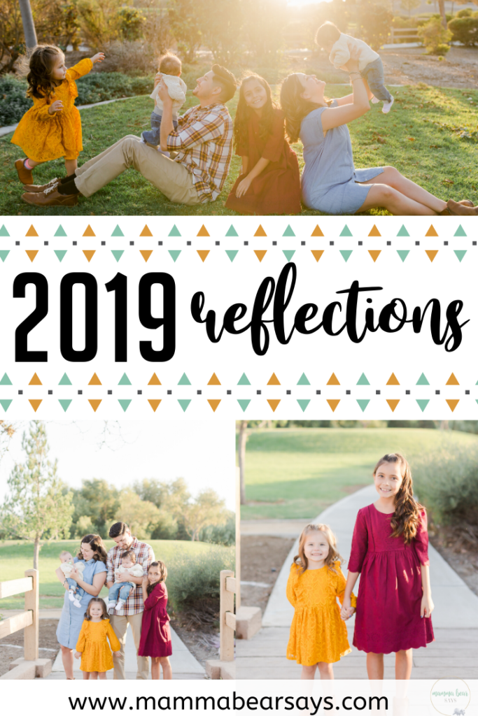 2019 was a year of growth. I learned so much about myself as a mother, a human, a mompreneur, about my family, about my friends. What are you reflecting on this end of year? #2019 #2020 #reflections #newyears #newyearseve #newyearnewme
