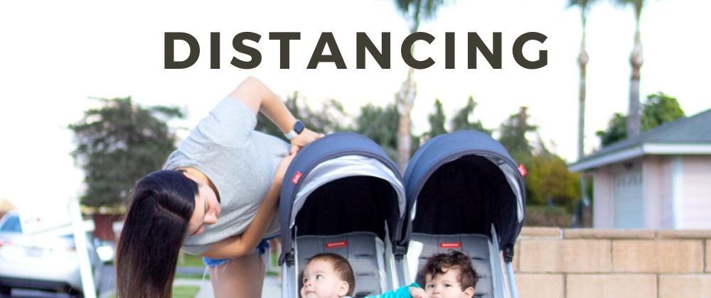 babies social distancing