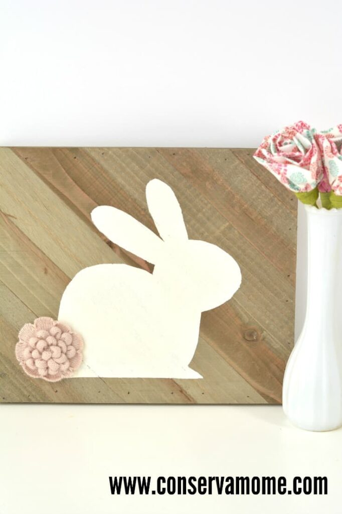 wooden diy easter decorations