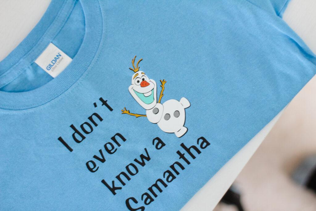 Disney Frozen 2 Shirt