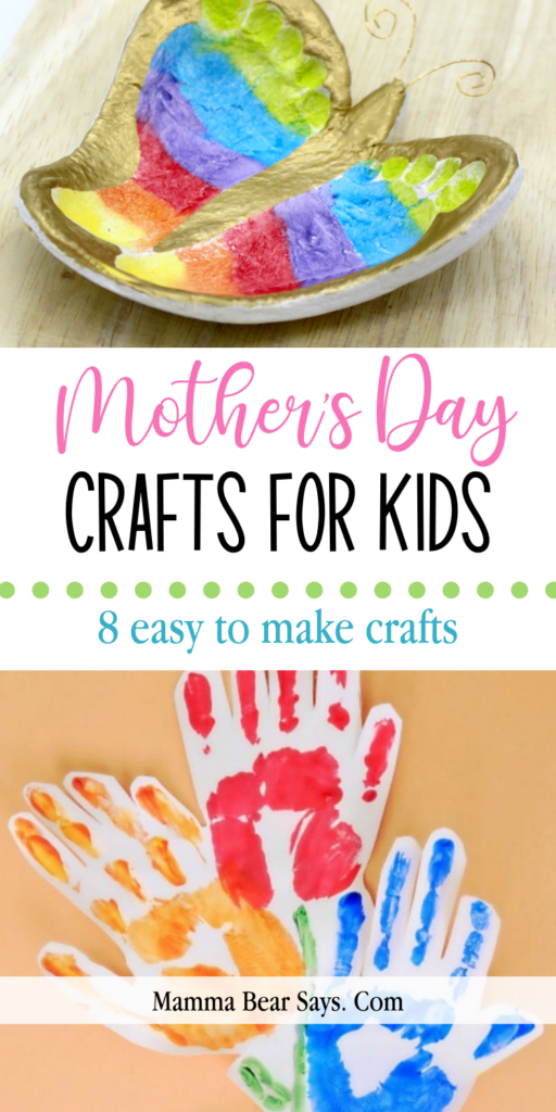 mother's day crafts list