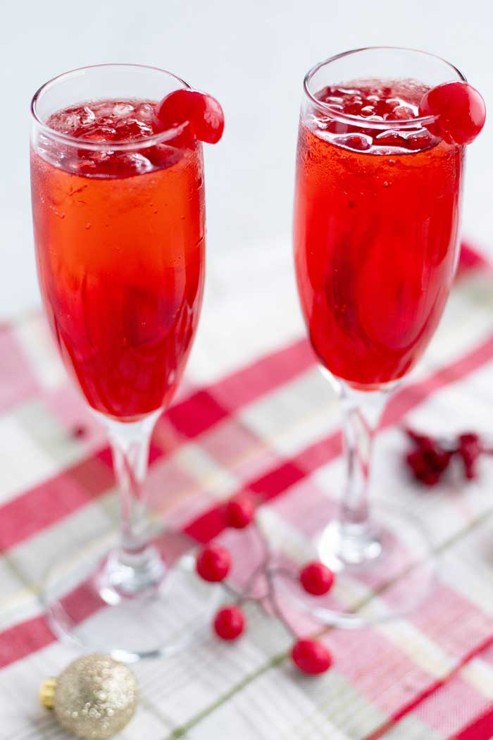shirley temple mocktail recipes
