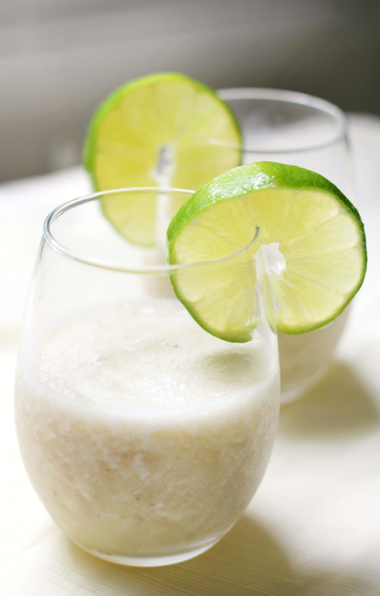 banana daquiri mocktail recipes