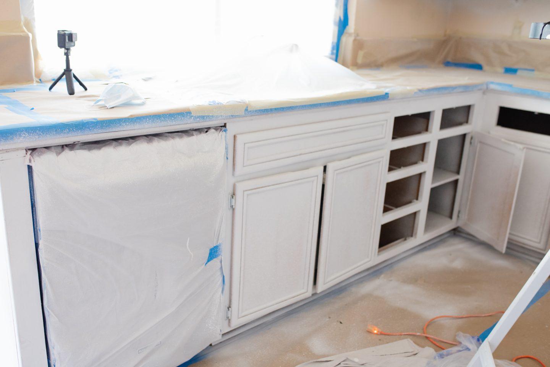 primer cabinets