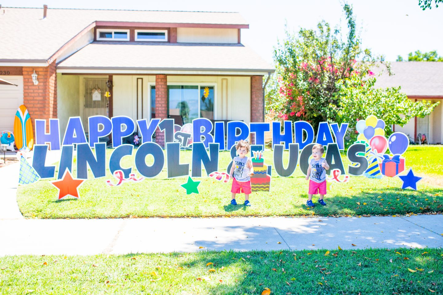drive by party for twins