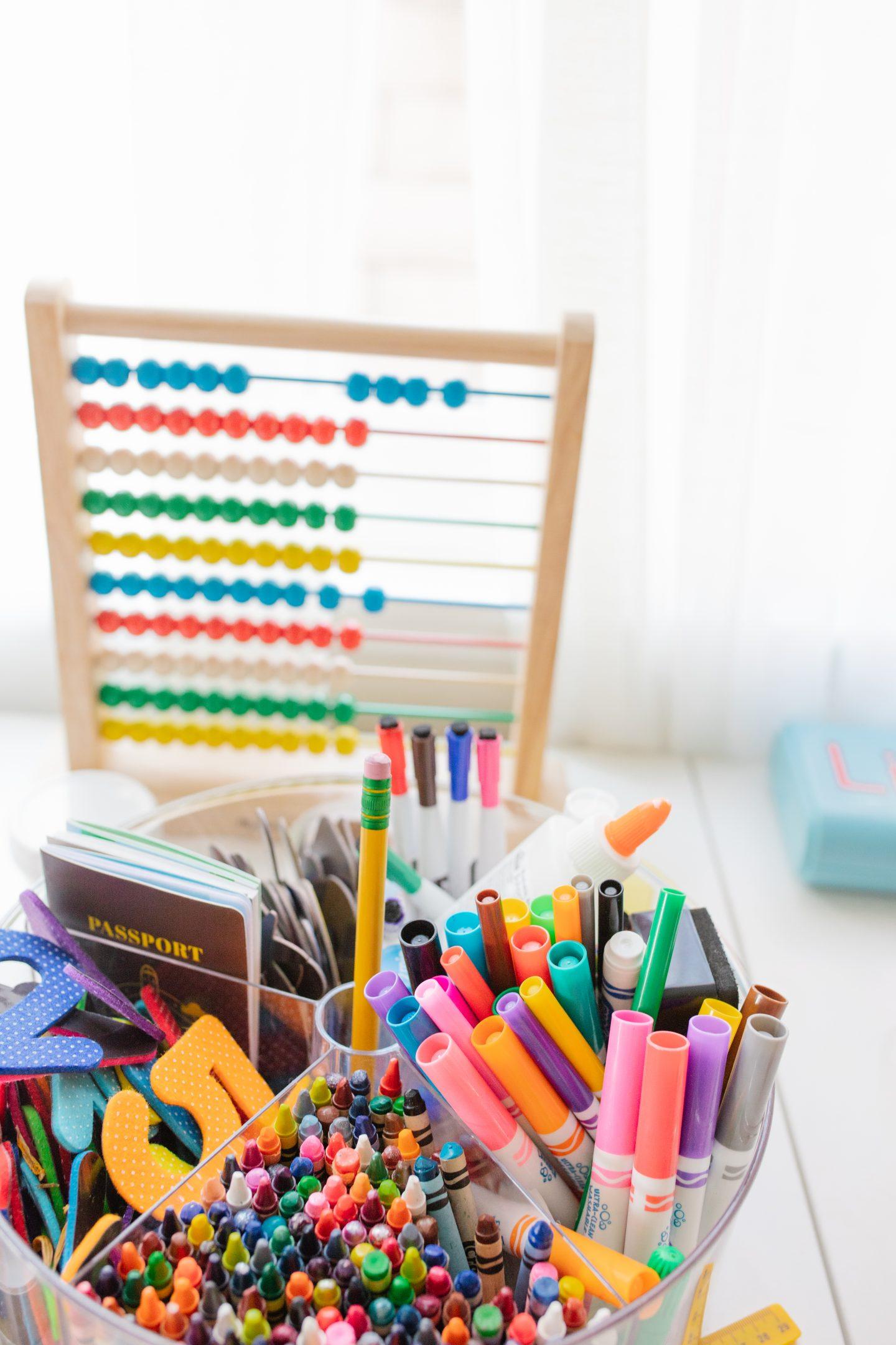 homeschool mom supplies