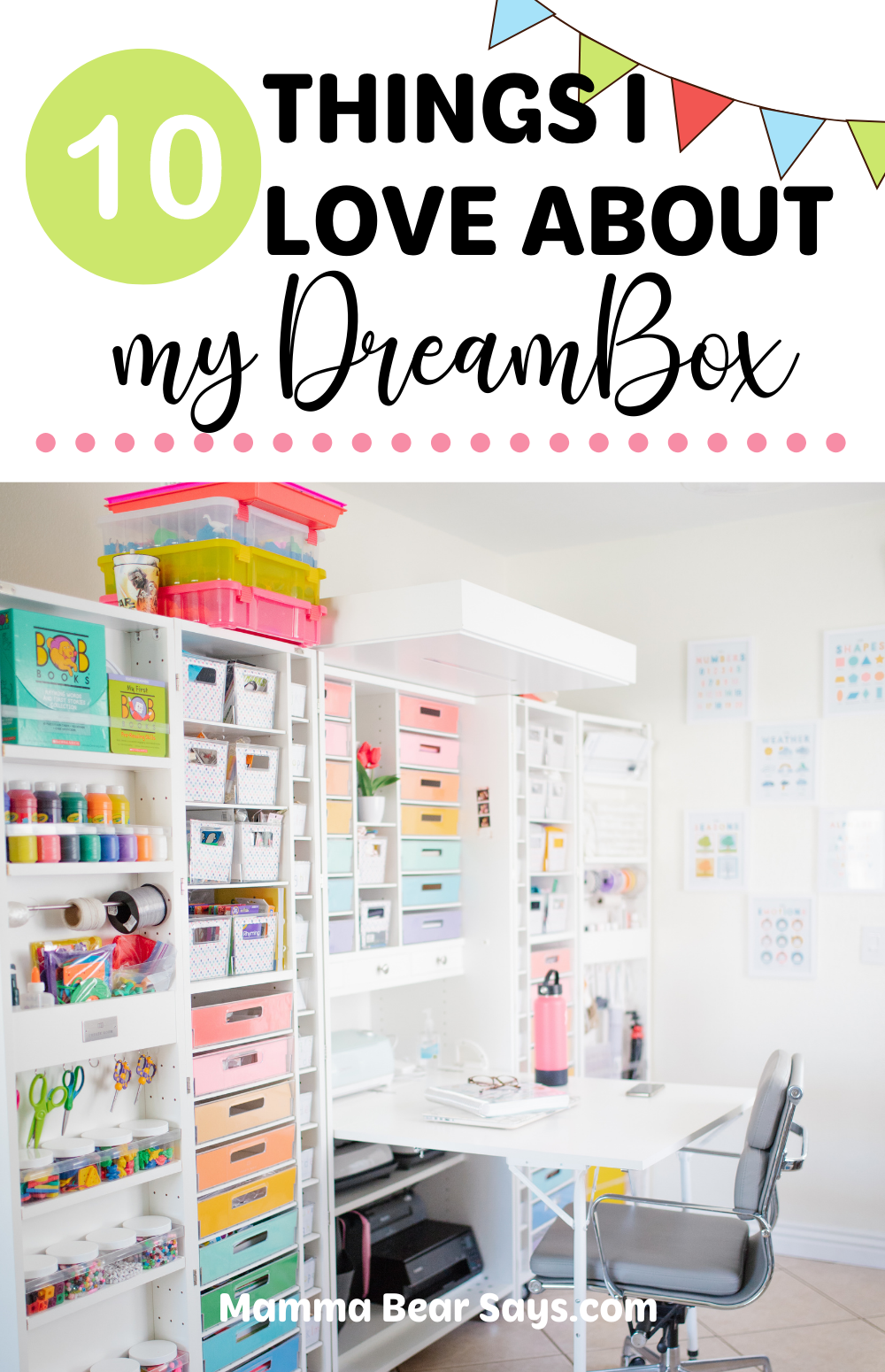 dreambox by create room