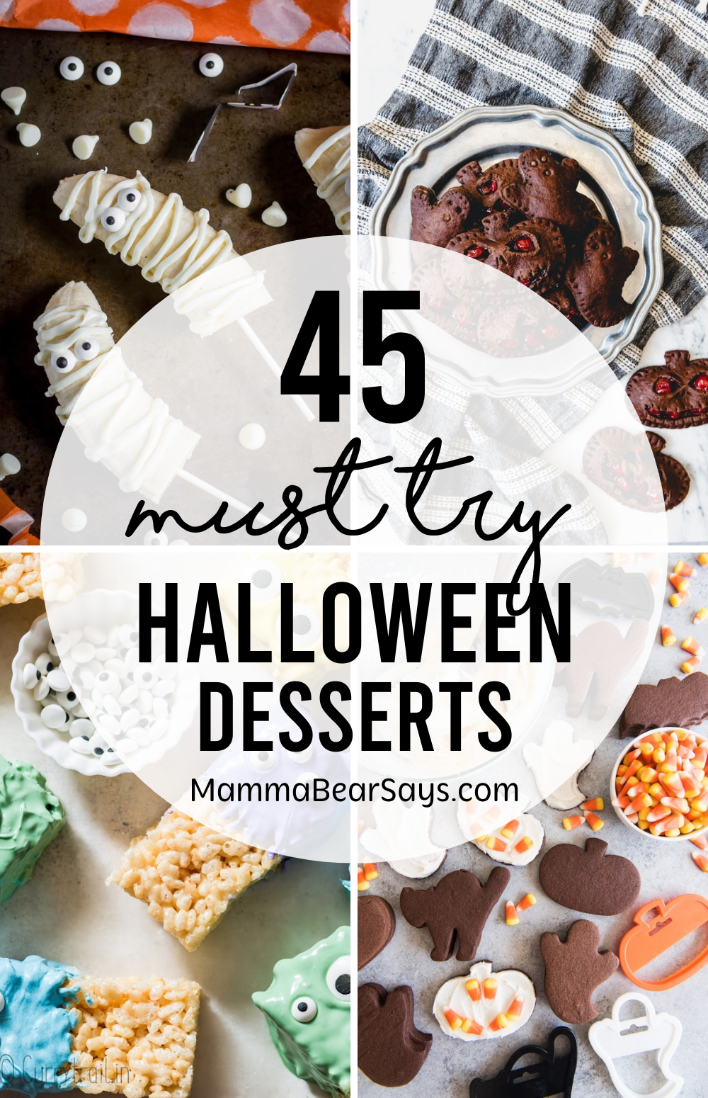45 Halloween Desserts you must try