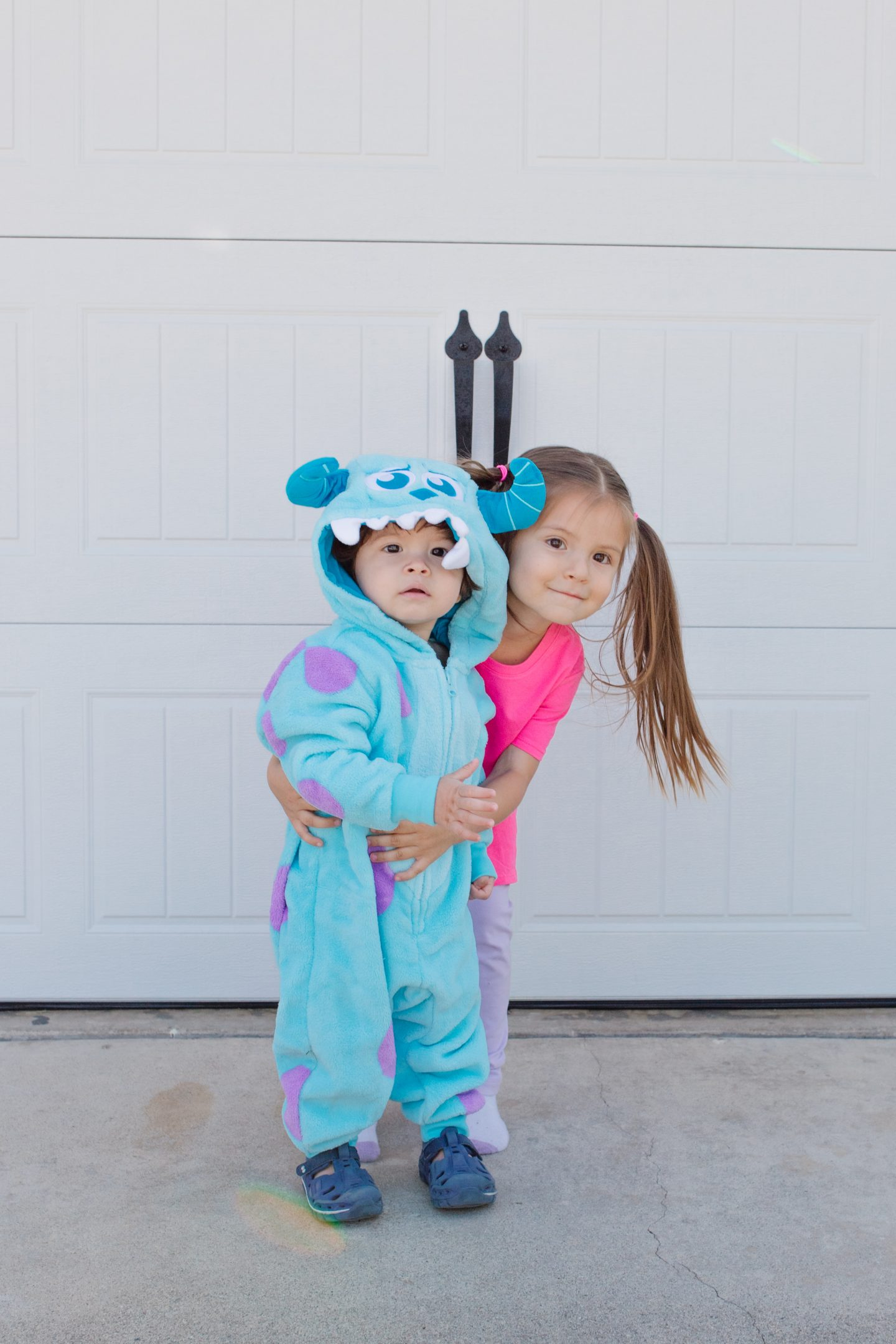 monsters inc family costume