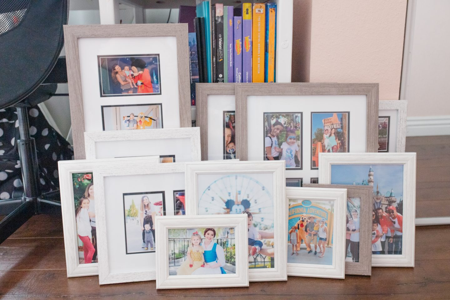 photo gallery frames