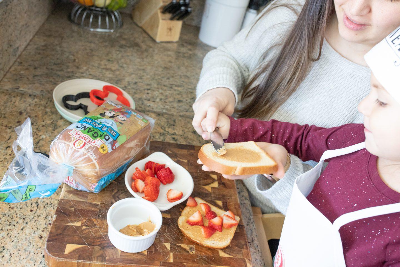 healthier eating for kids